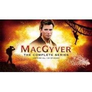 Macgyver The Complete Series Sezony 1-7 Richard Dean Anderson