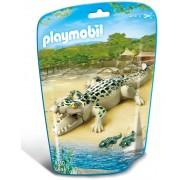PLAYMOBIL - ALIGATOR CU PUI (PM6644)