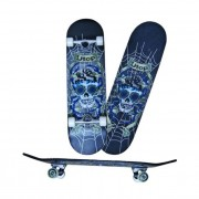 Skateboard (placa) SPORTMANN NET - placa dublu concava din artar chinezesc