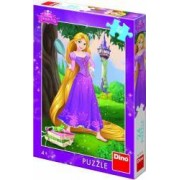 Puzzle Dino Toys Brave Rapunzel 24 piese Multicolor