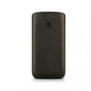 Калъф за Apple iPhone 7 Pluse, джоб, кожен, Beyza Retro Strap, черен