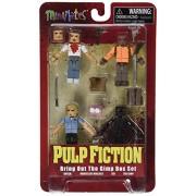 Diamond Select Toys Pulp Fiction 20th Anniversary Bring Out the Gimp Minimates Action Figure Box Set