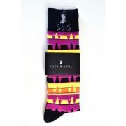 Sock & Soul City Venice Socks