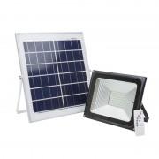 Reflector LED 50W PNI GreenHouse WS55 cu panou solar si acumulator PNI-WS55 (PNI)