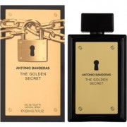 Antonio Banderas The Golden Secret eau de toilette para hombre 200 ml