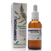 Soria Natural Composor 18 Glycyrrhiza Complex 50ml