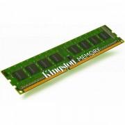 Kingston 4GB 1333MHz DDR3 Non-ECC CL9 DIMM 1Rx8, EAN 740617207620 KVR13N9S8/4