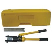 Kézi működtetésű hidraulikus prés 16-300 mm2 10To (HPR-1)