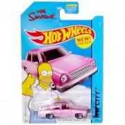 Simpsons Auto Familiar de Hot wheels