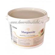 Glazura oglinda ciocolata alba, Marguerite