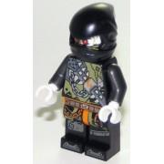 njo465 Minifigurina LEGO Ninjago Hunted-Skullbreaker njo465