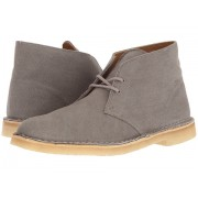 Clarks Desert Boot Taupe Canvas