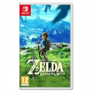 Nintendo The Legend of Zelda: Breath of the Wild - NSW
