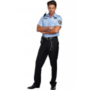 Dreamguy Prison Guard Hugh B. Guilty Costume 9947