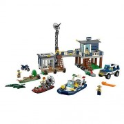 Toy Lego Lego City City Swamp Police Station (60069) [Parallel import goods]