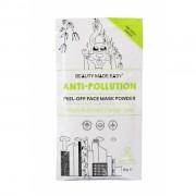 Masca peel off anti-poluare (cu chlorella si carbune activ) - 10 g
