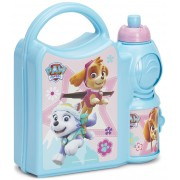 Paw Patrol Colors Combo Lunchset, Rosa