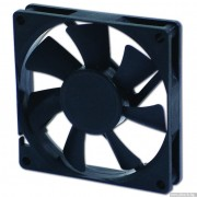 FAN, EVERCOOL 80mm, EL Bearing, 2500rpm (80x80x15) (EC8015M05EA)