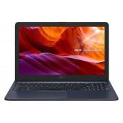 """ASUS X543MA-WBP01C /15.6""""/ Intel N5000 (2.7G)/ 4GB RAM/ 256GB SSD/ int. VC/ DOS + подарък Backpack (90NB0IR7-M17340)"""
