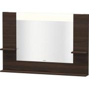 DURAVIT Miroir Salle de Bain Lumineux Duravit Vero avec Etagères 1200x142 mm (VE73520)