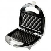 Тостер за сандвичи SAPIR SP 1442 AN, 800W, Незалепващи грил плочи, Бял