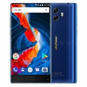 """Ulefone Mix 5.5 """"sin Marco Android 7.0 Telefono 4G W / 4GB RAM 64GB ROM - Azul (enchufe De La UE)"""