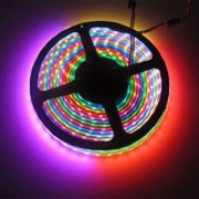 5 METER MULTI-COLOR RGB LED STRIP LIGHT FOR DIWALI FESTIVAL PARTY PUJA HOME WALL DCOR CHRISTMAS