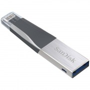 USB Flash Drive 128Gb - SanDisk iXpand Mini SDIX40N-128G-GN6NE