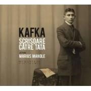 Audiobook CD - Scrisoare catre tata - Kafka. Lectura Marius Manole