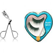 COMBO OF 2 Professional Eyelash Curler + Eyelashes