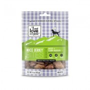 I and Love and You Nice Jerky Bites Beef & Lamb Grain-Free Dog Treats, 4-oz bag