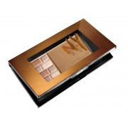 Gemey Maybelline Ny Bricks Bronzer Poudre Bronzante 02 Brunettes