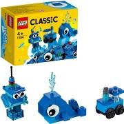 LEGO Classic 11006 Kreatív kék kockák