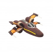 Star Wars Episode Vii - Peluche Millennium Poe's X-Wing Fighter 20 Cm