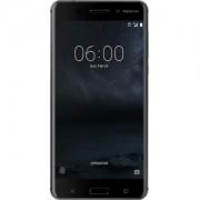 Nokia 6 mat zwart