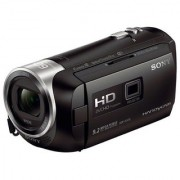 Sony HDR-PJ410 Full HD Video Recording Handycam Camcorder with Built-in Projector (Black)