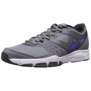 Nike Men's Air One Tr Sl Cool Grey,Dark Ash,Hyper Grape,White Outdoor Multisport Training Shoes -10 UK/India (45 EU)(11 US)