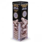 Дървена занимателна игра - Падащата кула, 025402