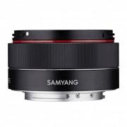 Samyang 35mm F2.8 AF Sony FE Negru