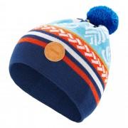 Reima LEIMU Kinder Gr.48 - Mütze - blau mehrfarbig