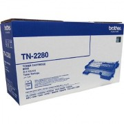 Brother TN 2280 Black Toner cartridge Use Brother 2250DN/ HL-2240D/ DCP-7060D/ DCP-7065DN/ MFC-7360/ MFC-7860DW/ FAX-2840. Single Color Toner (Black)