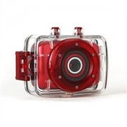 Inovalley Cam 20, vízálló sportkamera, 3 MP, HD, USB, microSD (INO-CAM-20RE)