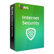 Avg Internet Security 2018 1 PC 1 Anno Licenza versione ESD
