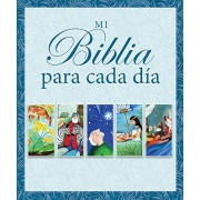 Mi Biblia Para Cada Dia = Candle Day by Day Bible, Hardcover
