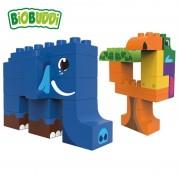 Cuburi din plastic vegetal Jungle BB-0106