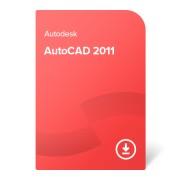 AutoCAD 2011 единичен лиценз (SLM)