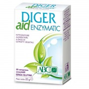 Abc Trading Diger Aid Enzymatic 20 Cpr