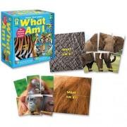 842002 Carson-Dellosa What Am I? Board Game - Educational - 4 Players