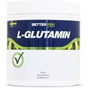 Better You Naturligt L-Glutamin Naturell 300 g