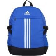 ADIDAS POWER III 18 L Laptop Backpack(Blue, White, Black)